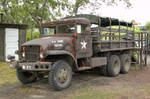 Old Military truck 1