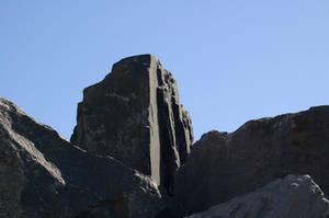 a rock by Alegion-stock