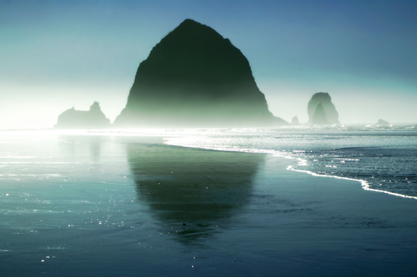 Cannon Beach 1 Stock by Alegion-stock