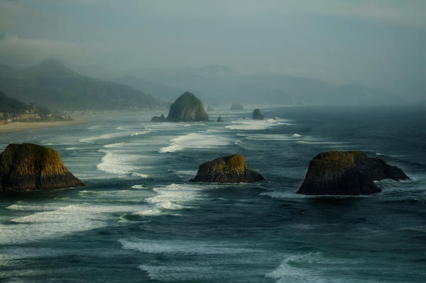 Cannon Beach 2 Stock by Alegion-stock