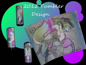 2012 Tumbler Design by Flashpelt1