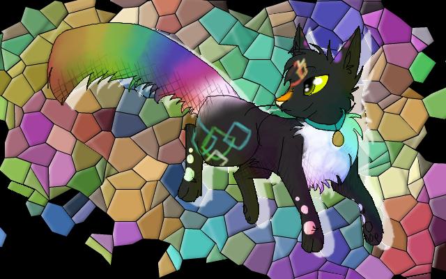 Norie Rainbow :3 by Flashpelt1