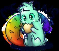 Melons! Nom! by Flashpelt1
