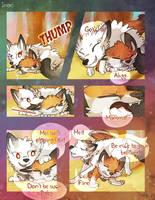 Inari: Page ii by Flashpelt1