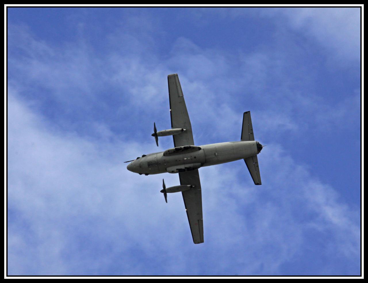 C-27J Underside by lizzyr