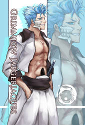 Grimmjow by lancer0519