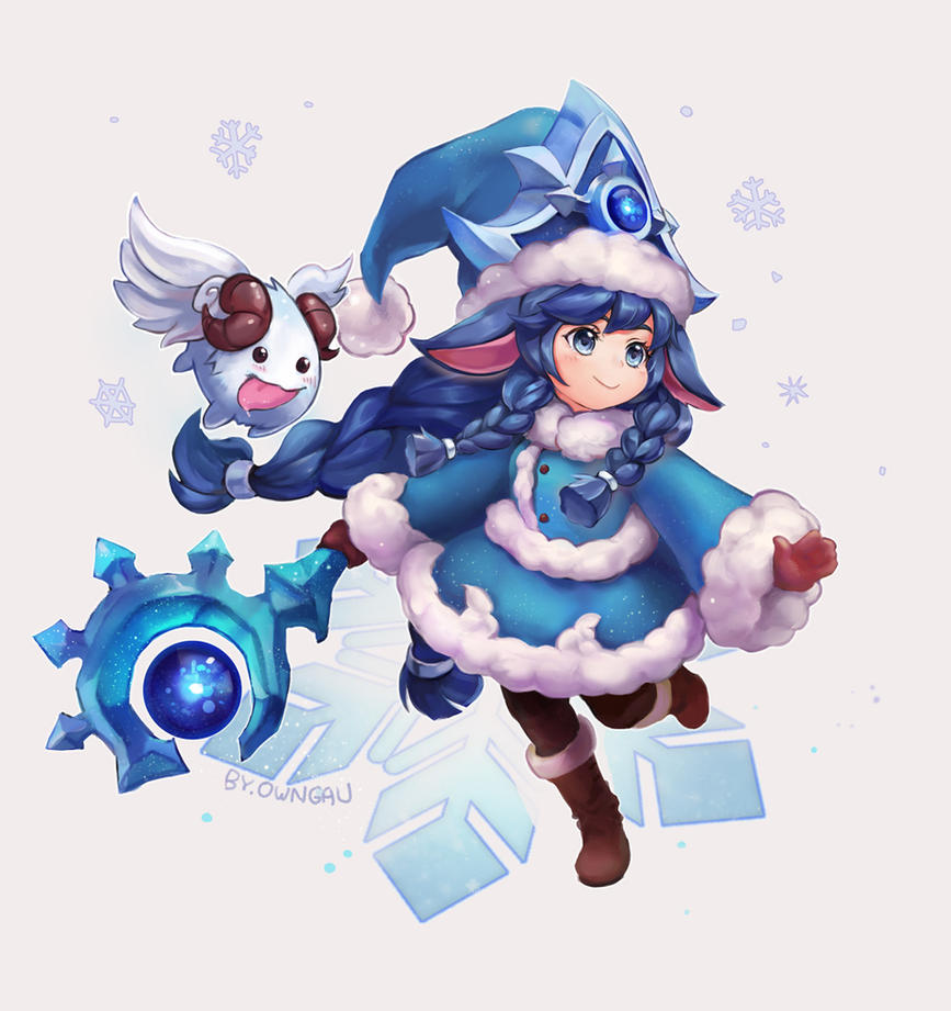 Winter Wonder Lulu by lancer0519