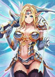 Elf by lancer0519