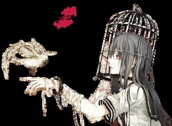 Render Girl by NekoKaru