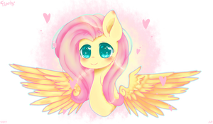 Fluttershy by ooOPastelButterOoo