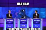 Luna Doubles The Jeopardy!