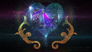 Princess Cadance Crystal Heart Wallpaper