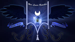 New Lunar Republic Flag
