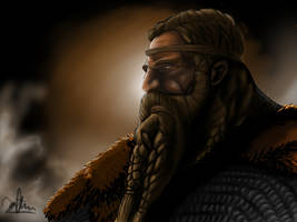 The Wise Jarl by zaffreen
