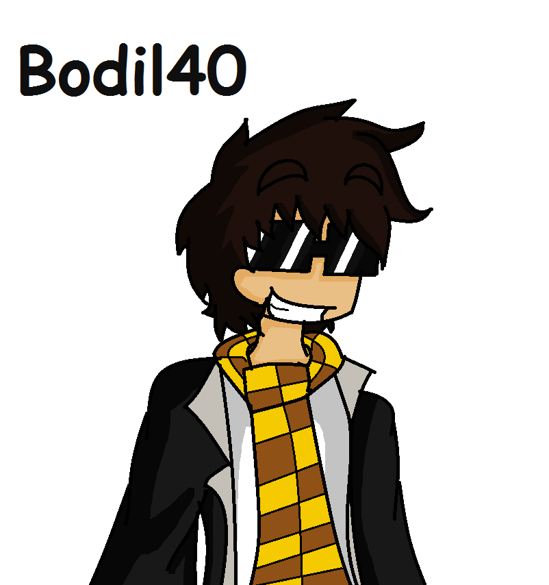 Bodil40 by HawaiianGirl103 on DeviantArt