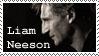 Stamp: Liam Neeson by samen-op-de-motor