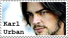 Stamp: Karl Urban by samen-op-de-motor
