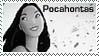 Stamp: Pocahontas 2 by samen-op-de-motor