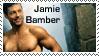 Stamp: Jamie Bamber by samen-op-de-motor