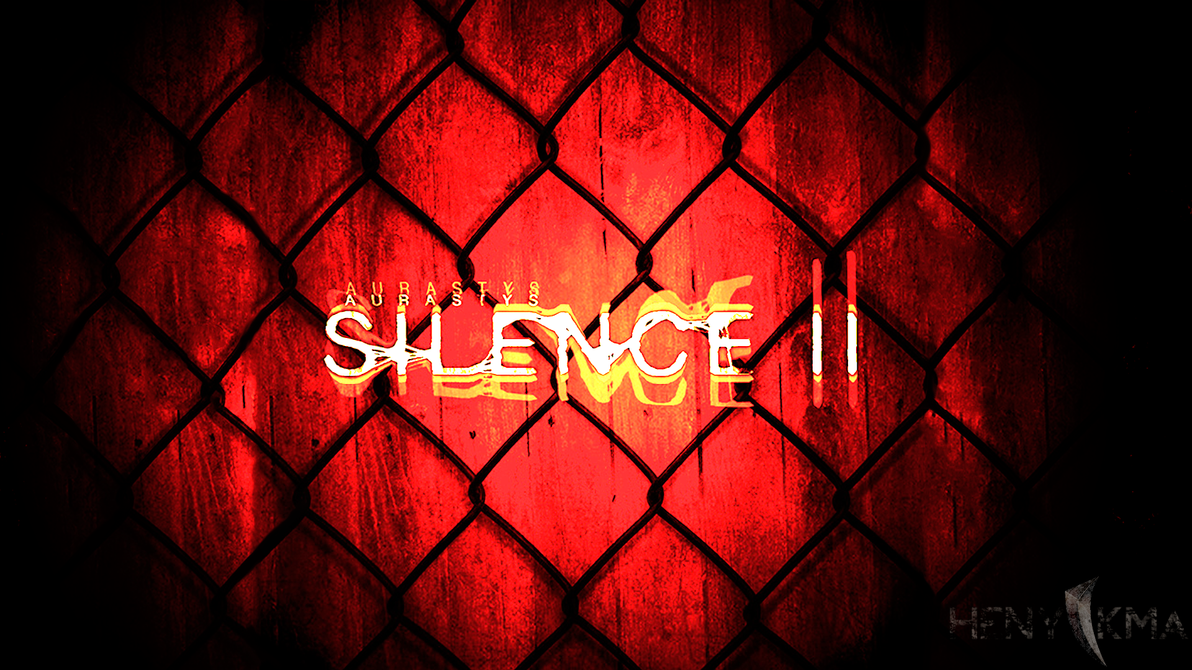 Silence-II By Aurasty (Cover Art into a Wallpaper) by grykonmon