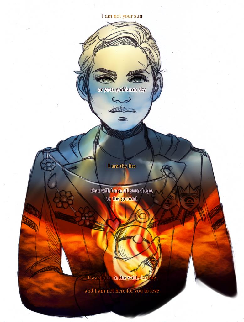 I am the Fire by Aerorwen