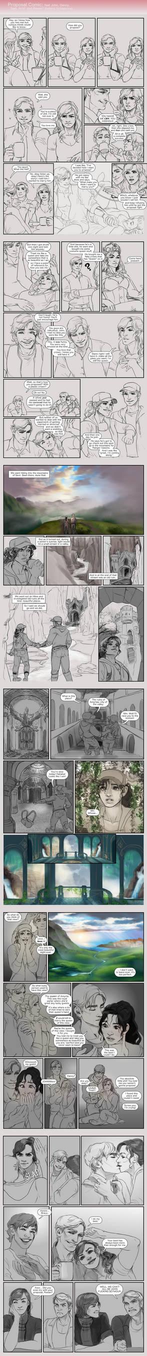 Proposal Comic