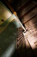 downstairs by stachelpferdchen