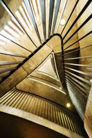 stairwell by stachelpferdchen