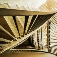 stairwell III by stachelpferdchen
