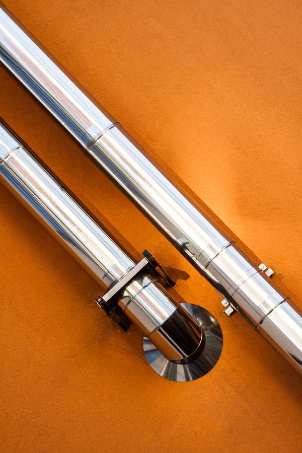 orange and silver by stachelpferdchen