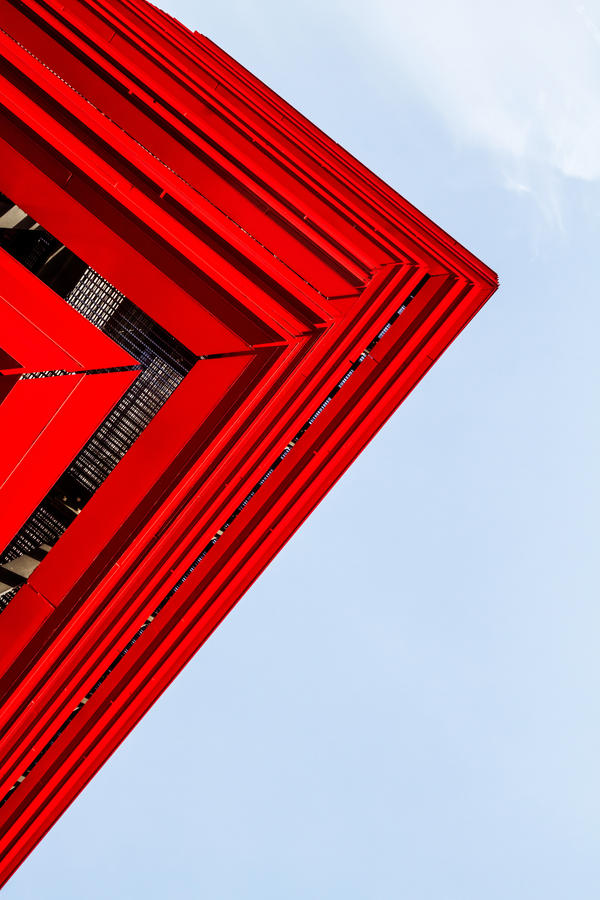 the red angle by stachelpferdchen