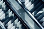 escalator shadows