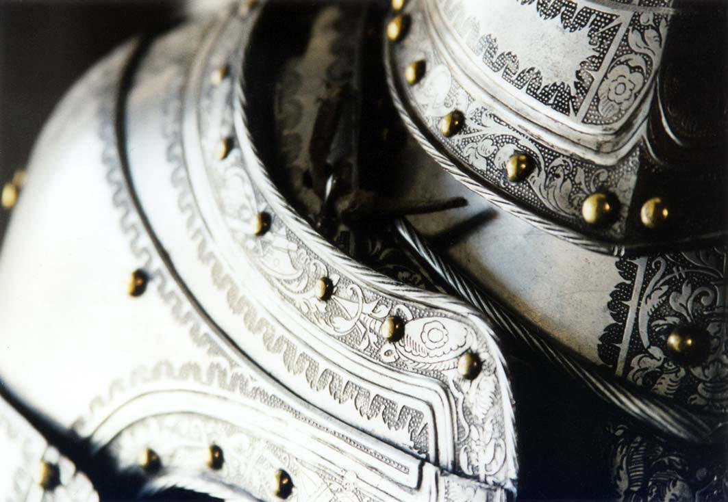 the armor by stachelpferdchen