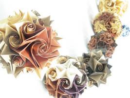 origami by stachelpferdchen