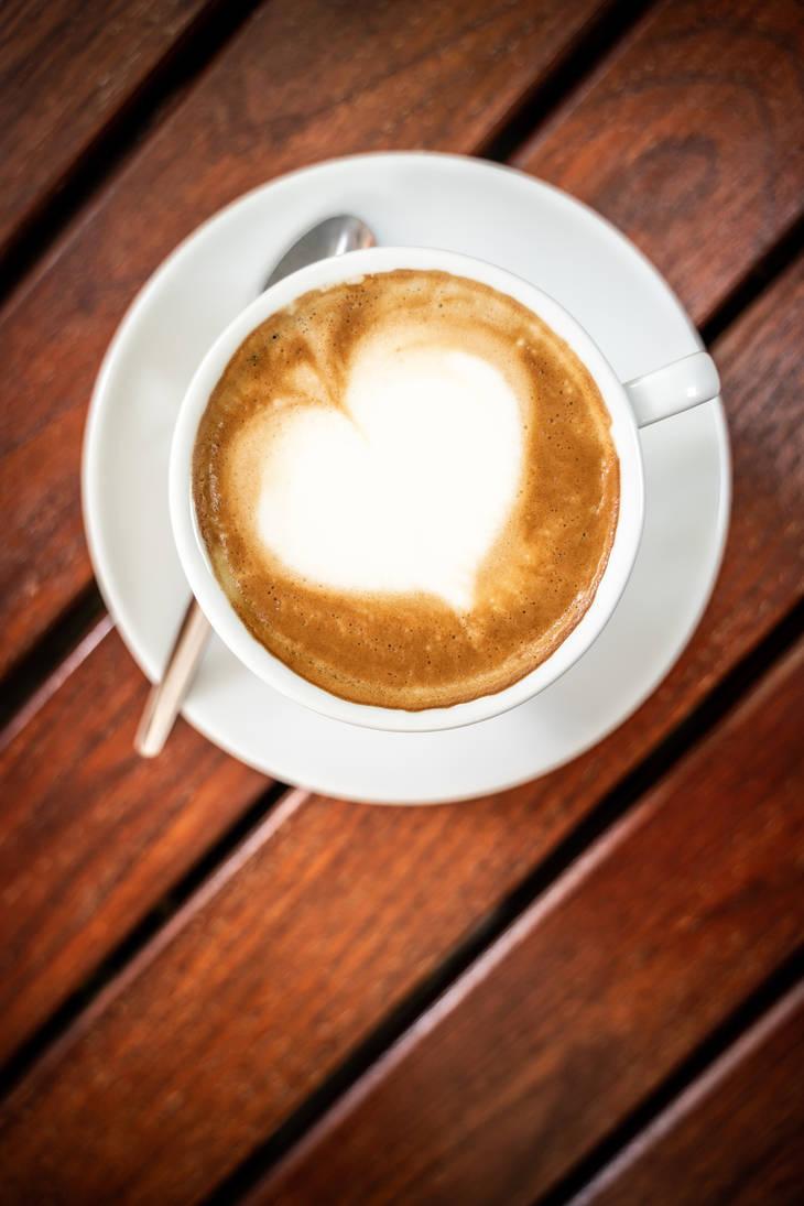 i heart coffee