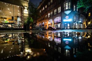 nightcrawling in amsterdam