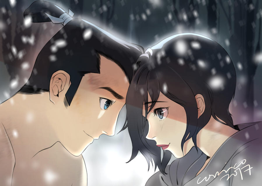 Jack and Ashi by corrico