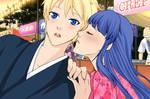 Surprise Kiss! (NaruHina)