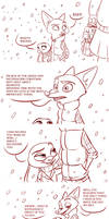 A witty fox. by Frava8