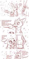 A witty fox.