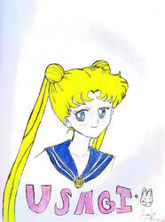 Usagi by Amaterasu-Omikami