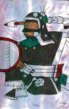 Codex Cospi Tezcatlipoca