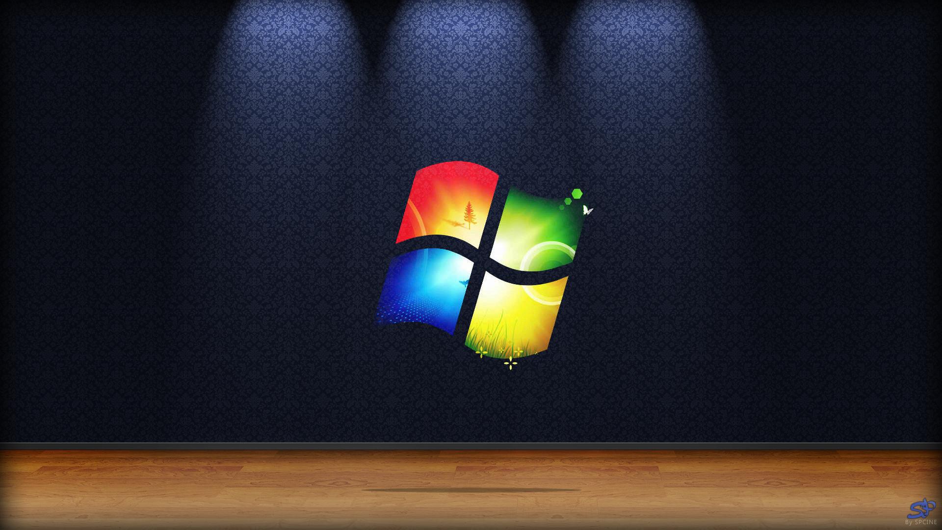windows 7 wallpaperspcine on deviantart