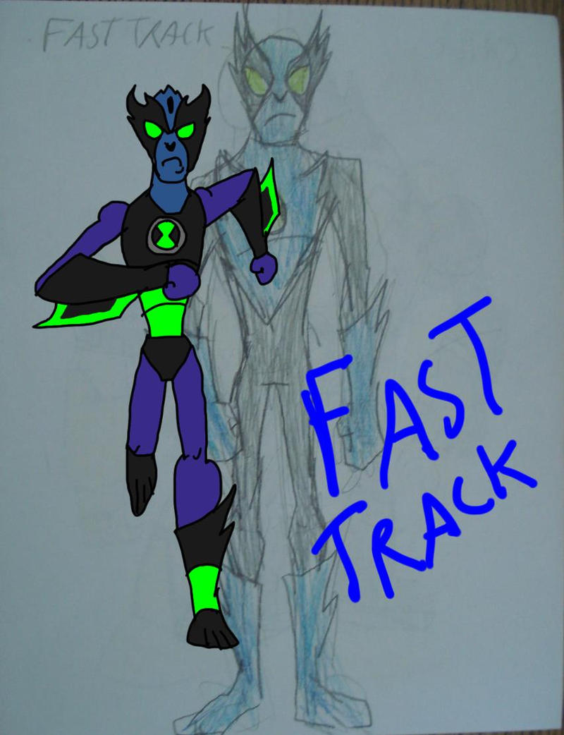 fasttrack by HINCAPIE319