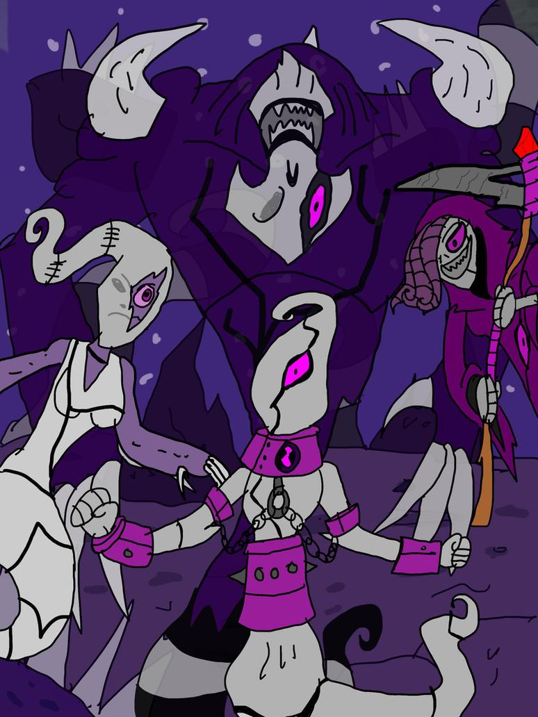 family reunion by hincapi