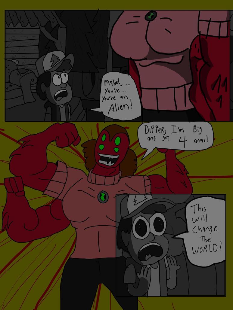 Mabel 10 part 4 by hincapi