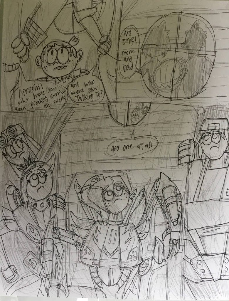 Hide the bot by kickazzjohnni on DeviantArt