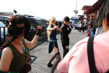 Tekken TAG cosplay