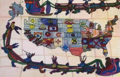 Santa's Trip...I
