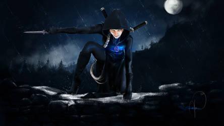 Adarlan's Assassin.